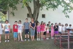 Letnji kamp 2016 - Prva grupa